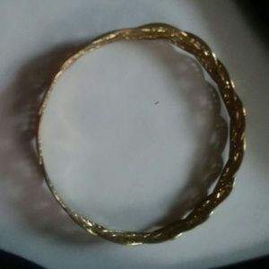 Jewelry - WIDE BAND ROPE TWISTED BRACELET